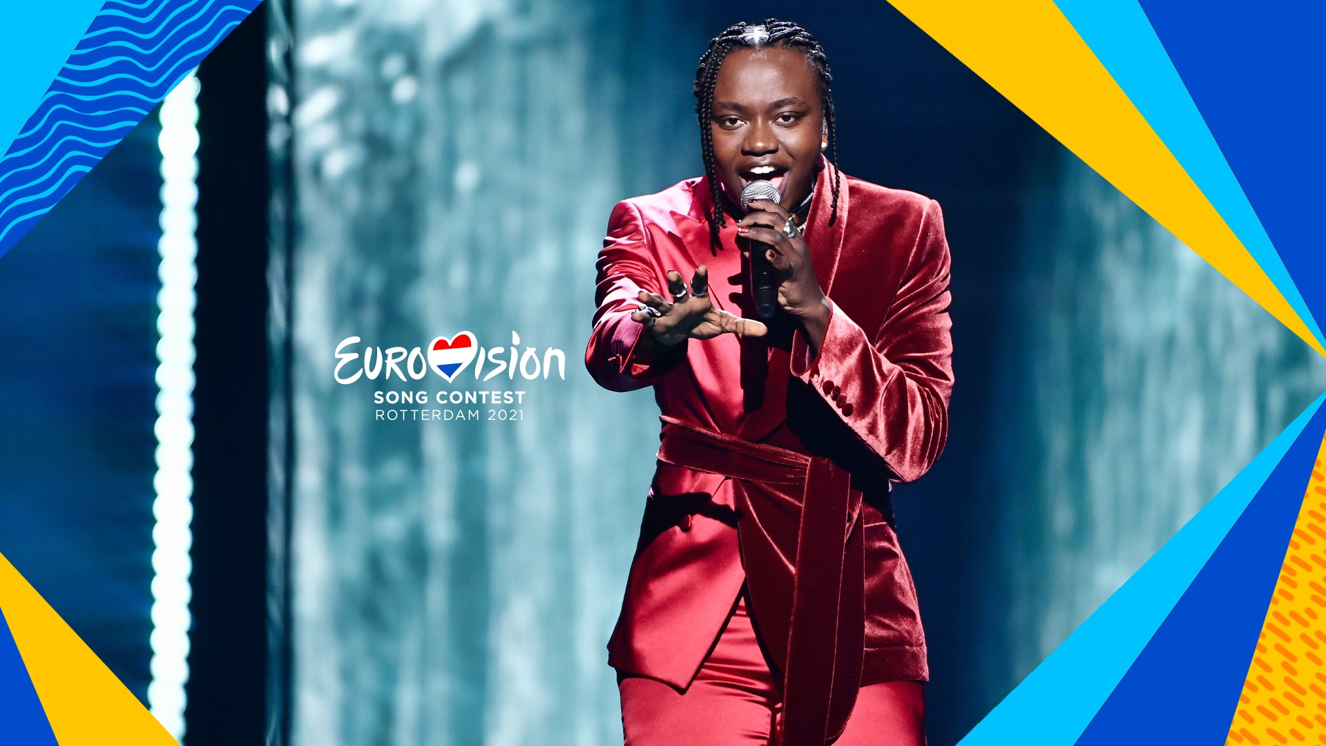Tusse candidat suédois a l'Eurovision 2021